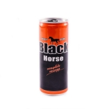 Energy drink BLACK HORSE 250ml
