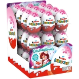 KINDER SURPRISE vajíčko 20g EnchanTimals NOVINKA