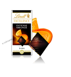 Čokoláda Lindt 100g Orange