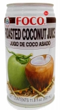 Foco kokosová voda 100% Natural Coconut Water 350ml