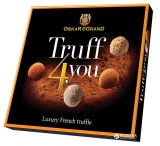 Oskar Le Grand Truff4You Chocolate Truffles 200g