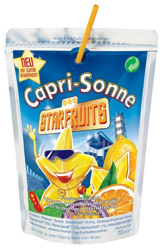 Capri Sonne 200ml Safari
