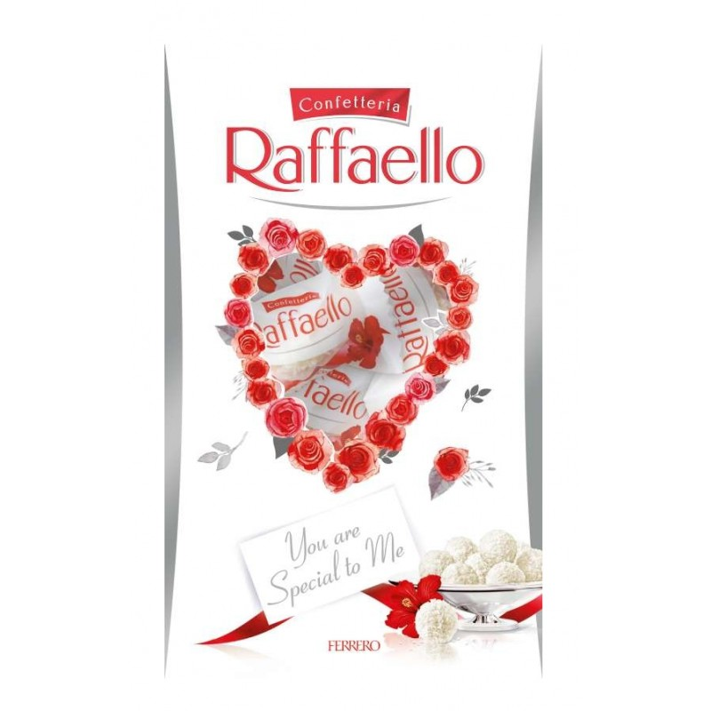 Ferrero RAFFAELLO 80g - SRDCE / You are special to Me