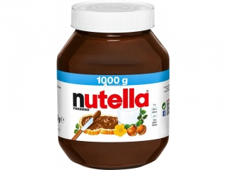 Nutella 1kg XXXL Family Pack