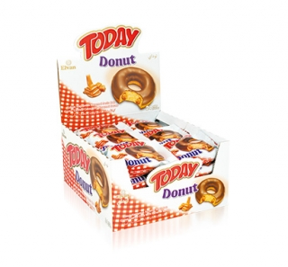TODAY DONUT 50g KARAMEL