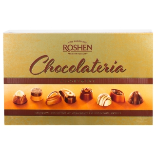 Bonboniera ROSHEN CHOCOLATERIA 194g Assortment