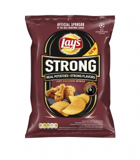 LAY´S STRONG 70g HOT CHICKEN