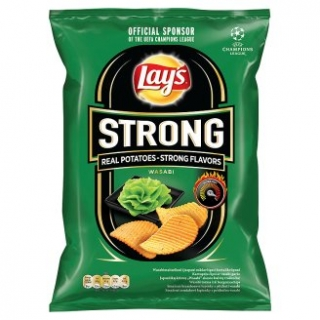 LAY´S STRONG 70g WASABI