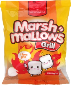 MARSHMALLOWS 225g - NA GRIL