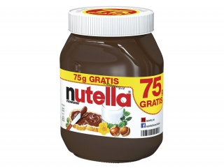 Nutella 825g XXL Family Pack