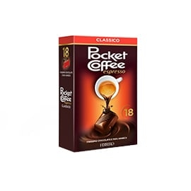 Ferrero POCKET COFFEE 225g 100% arabica