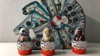 Kinder vajíčko Star Wars 36g