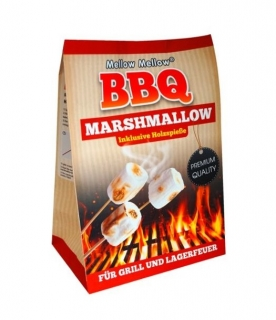 Mellow Mellow BBQ MARSHMALLOWS 125g - NA GRIL