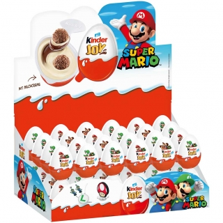 KINDER JOY 20g  SUPER MARIO