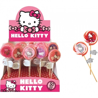 Lízátko Twist 30g HELLO KITTY