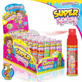 Spray Candy 30 ml SUPER SPREJ - tekuté bonbóny (1 ks)