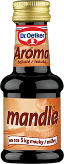 AROMA MANDLE 38ml esence do pečiva