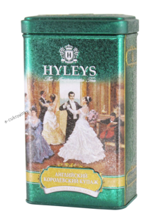 Čaj HYLEYS 125g English Royal Blend