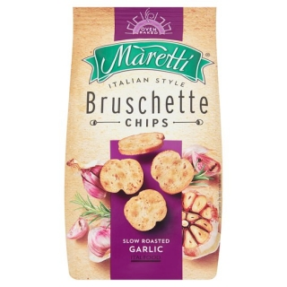 Bruschette chips 70g GARLIC
