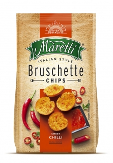 Bruschette chips 70g SWEET CHILLI