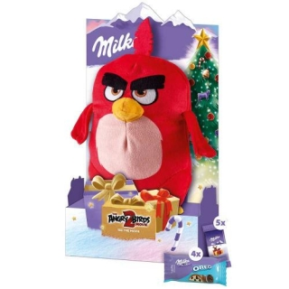 Kinder PLYŠÁK Maxi Mix 83g ANGRY BIRDS